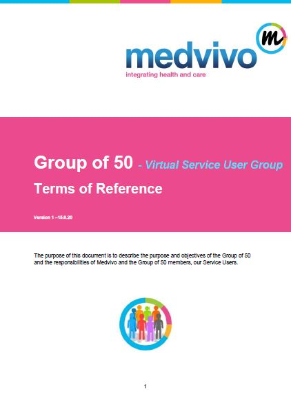 Cover image of terms of reference document