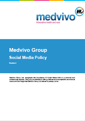 Cover of Social Media Policy