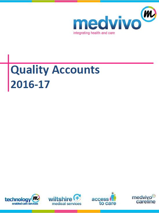 Cover of Quality Report 2015-6