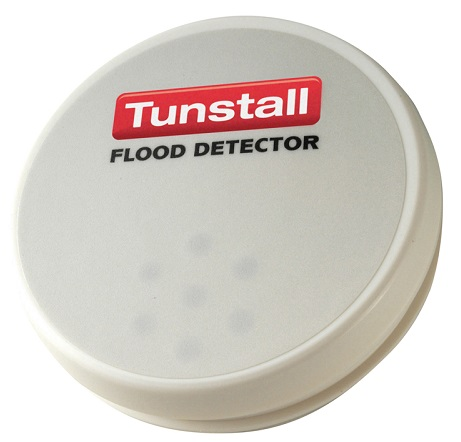 Flood detector unit