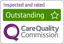 Outstanding CQC Rating Retained